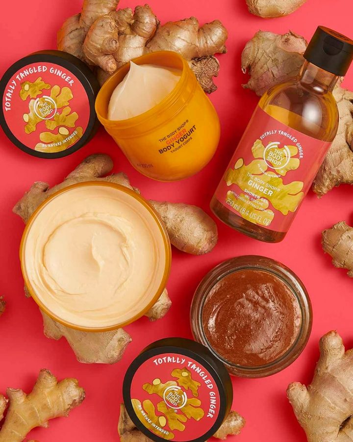 The Body Shop oferta exclusiva en Centro Oeste