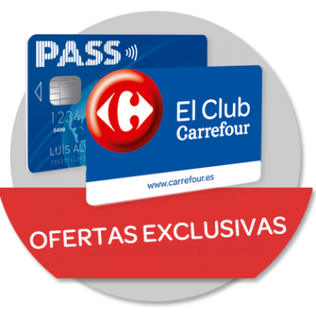 Ofertas exclusivas de club Carrefour